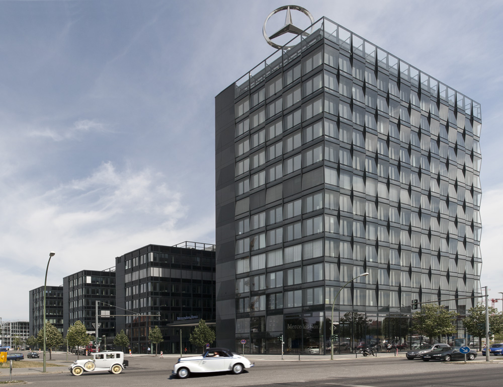Mercedes Benz Berlin