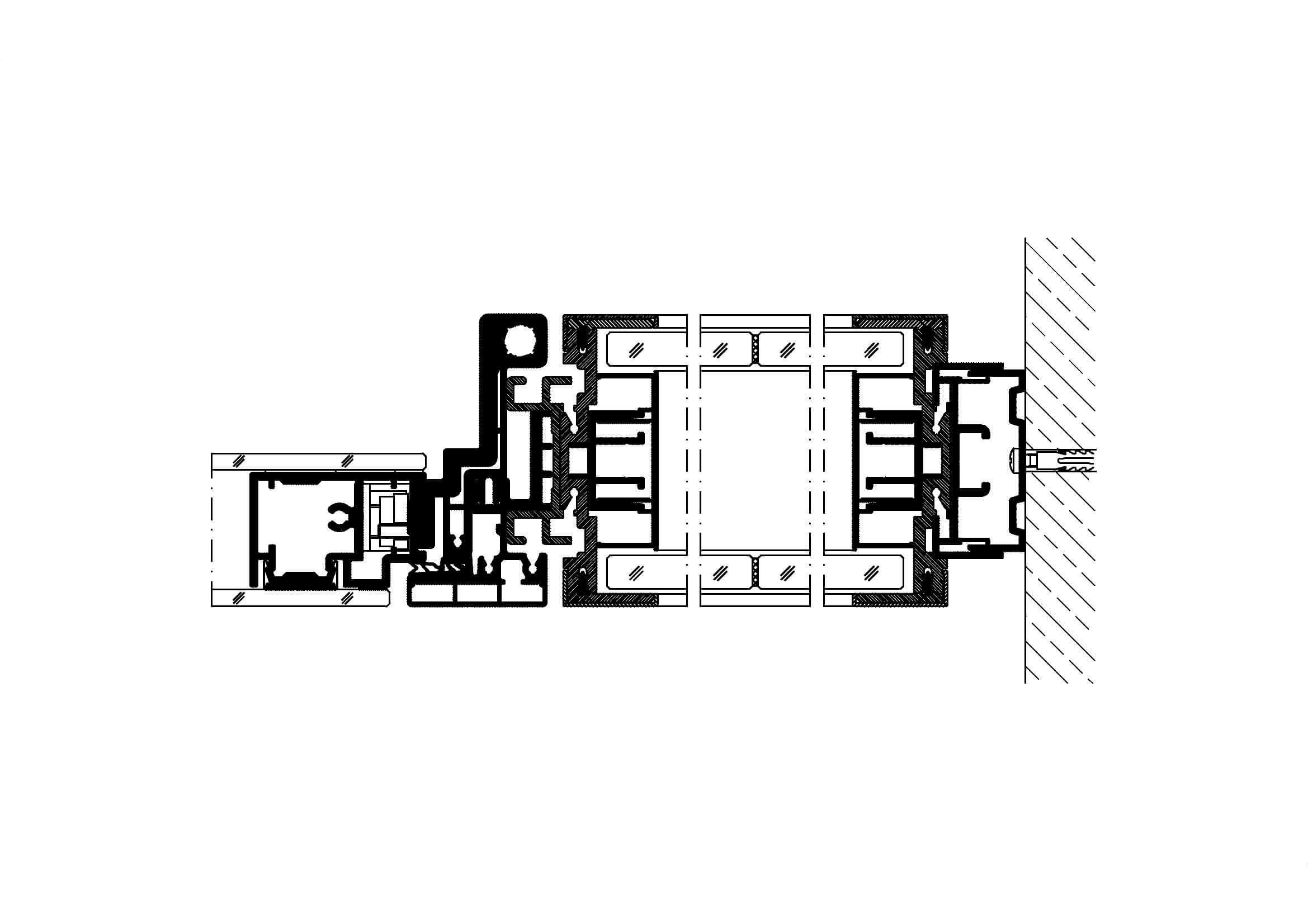 System 900 – höchste Schalldämmung