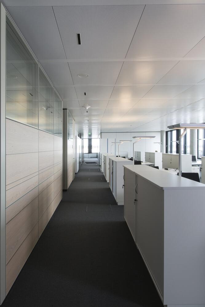 System 550 – Rahmenverglasung