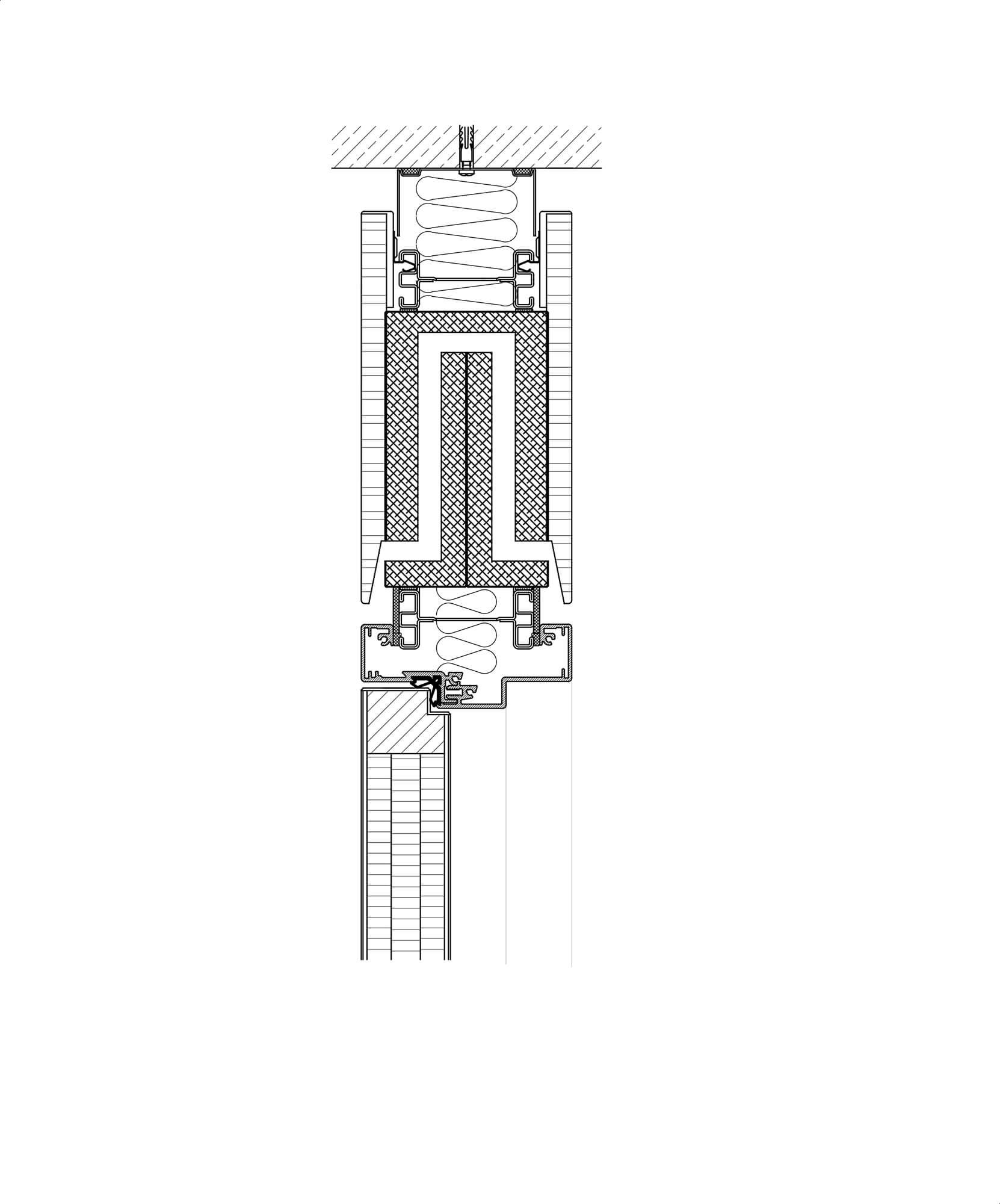 Akustische Luft-Überströmelemente